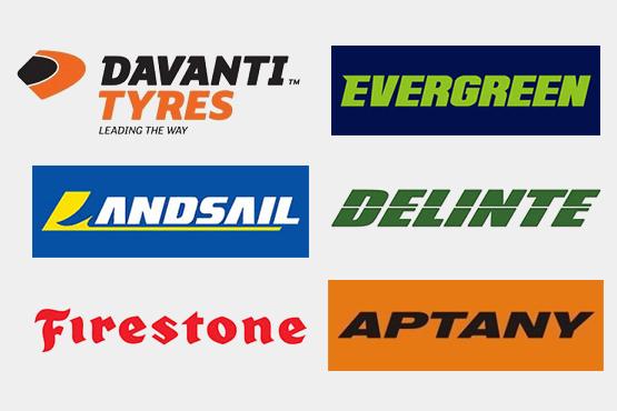 Leading Tyre Brands - Tyres Leighton Buzzard